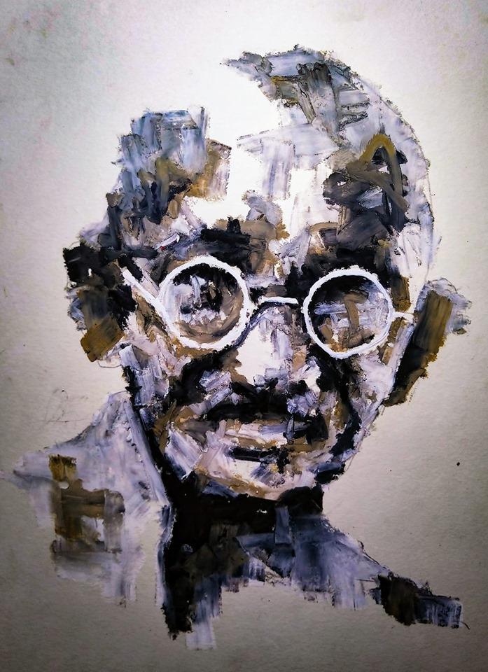 Mahatma Ganhi