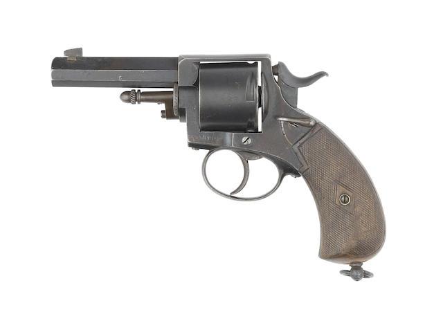 A 9mm(Dutch) revolver by A. Francotte