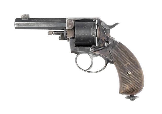A 9.4mm(Dutch) revolver by Hes Van Zweeden