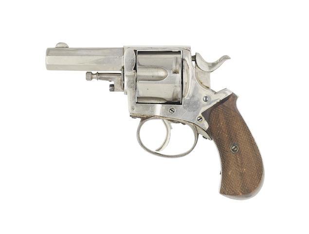 A .450 'Bulldog' revolver