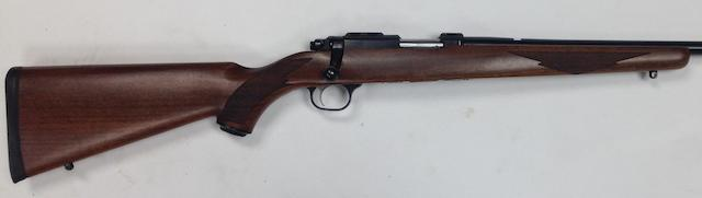 A .22(Win. Mag.) 'Model 77/22' bolt-magazine rifle by Ruger, no. 702-23921