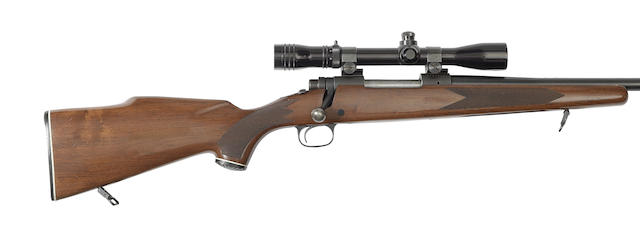 A .270(Win) 'Model 670' bolt-magazine rifle by Winchester, no. G138933
