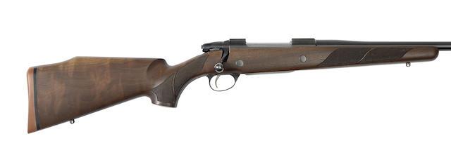 A 7mm(Rem. Mag.) 'Model 75' bolt-magazine rifle by Sako, no. 429558
