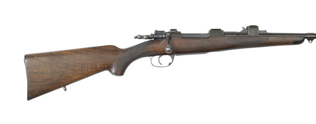A .30-06 bolt-magazine rifle by Mauser, no. 94211