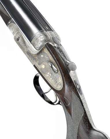 A fine .475 (No. 2) 'Royal' sidelock ejector rifle by Holland & Holland, no. 35146
