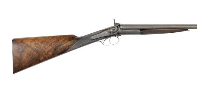 A fine 20-bore hammer gun by Holland & Holland, no. 4618