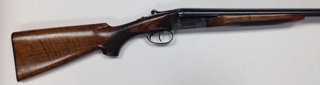 12-bore boxlock non-ejector gun by A.Y.A., no. 430502