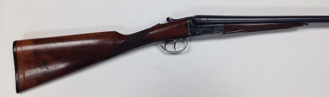 20-bore boxlock non-ejector gun by A.Y.A., no. 180913