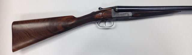 12-bore boxlock non-ejector gun by Holland & Holland, no. 21777
