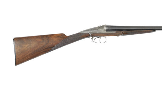 A 12-bore sliding-breech gun by Darne, no. 5U600