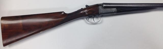 A 12-bore boxlock ejector gun by Westley Richards, no. 13661