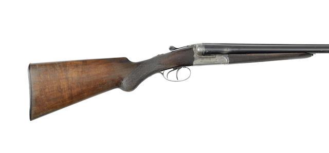 A 12-bore boxlock ejector gun by G. Bignotti, no. 20518