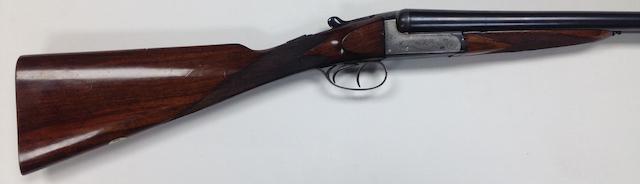 A 12-bore boxlock ejector gun by Army & Navy, no. 68371