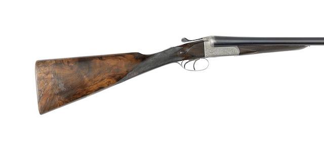 A 12-bore boxlock ejector gun by Watson Bros., no. 8328/17288