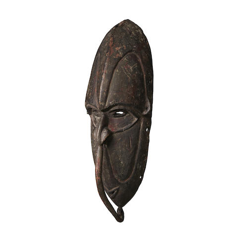 Fine Mask, East Sepik or Madang Province, coastal region, Papua New Guinea
