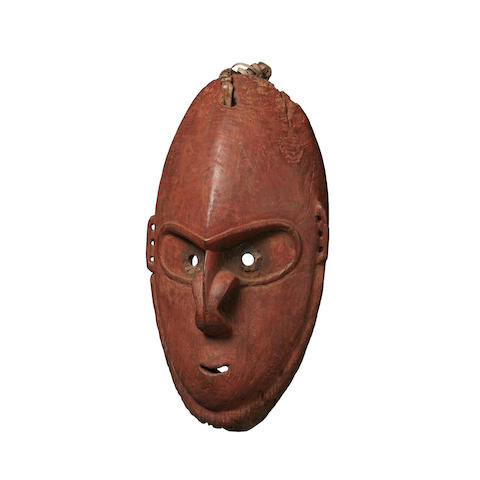 Fine Mask, Asangumut Village, Murik Lakes, Coastal Sepik River Area, Papua New Guinea