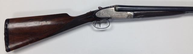 A 12-bore sidelock ejector gun by Arrieta, no. 10272