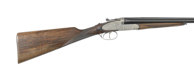 A 12-bore sidelock ejector gun by Le Personne, no. 54242