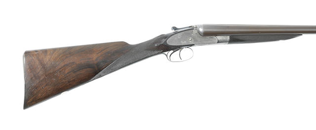 A 12-bore sidelock ejector gun by T. Bland & Sons, no. 15035