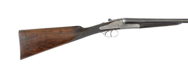 A 12-bore 'No. 3 Model' backlock ejector gun by Holland & Holland, no. 31358