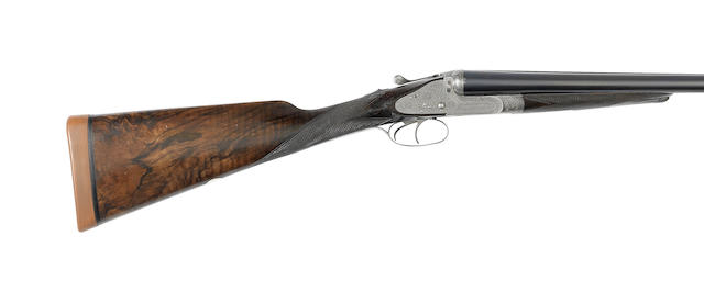 A 12-bore 'First Model Royal' sidelock ejector gun Holland & Holland, no. 12454
