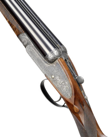 A 12-bore 'Royal' single-trigger sidelock ejector gun by Holland & Holland, no. 22755