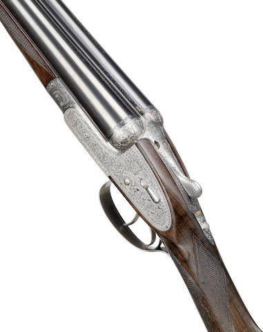 A 12-bore 'Royal' self-opening sidelock ejector gun by Holland & Holland, no. 30750