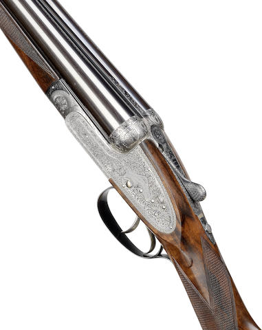 A fine 12-bore 'Royal' self-opening sidelock ejector gun by Holland & Holland, no. 31515