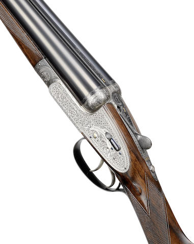 A fine 12-bore 'Royal' self-opening sidelock ejector gun by Holland & Holland, no. 30984