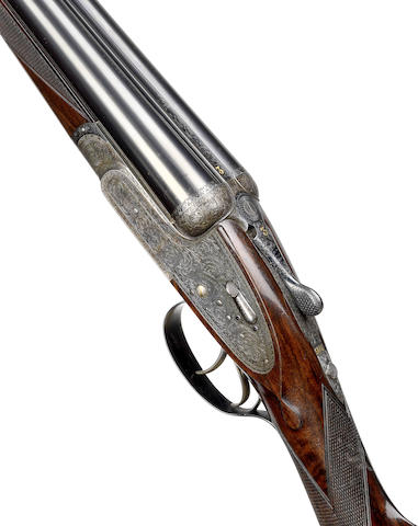 A fine 16-bore 'Royal' self-opening sidelock ejector gun by Holland & Holland, no. 30707
