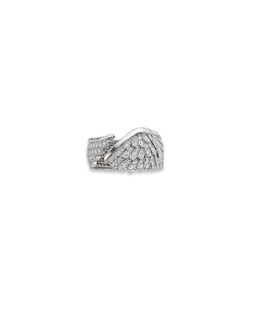 A diamond 'Wings' ring