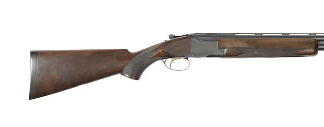 A 12-bore 'B25' single-trigger over-and-under ejector skeet gun by F.N., no. 5879S69