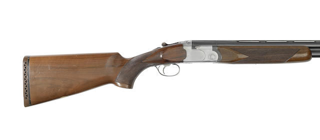A 12-bore 'Mod. S.680' single-trigger over-and-under ejector gun by P. Beretta, no. C21140B