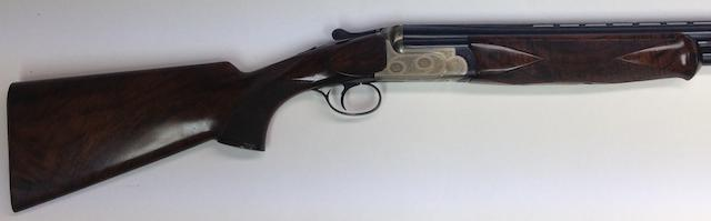 A 12-bore 'SC3 MAP' single-trigger over-and-under gun by Perazzi, no. 57337