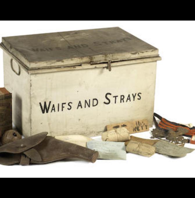 A collection of World War I curiosities