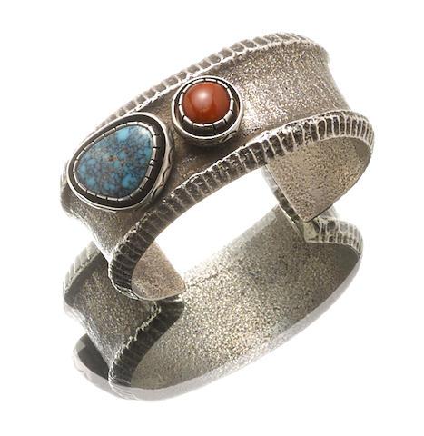 A Southwest bracelet