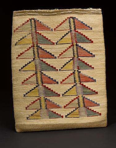 A Plateau cornhusk bag