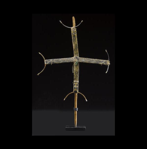 An Apache ritual implement