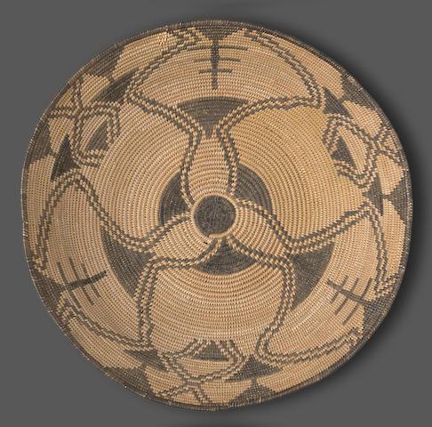 An Apache tray