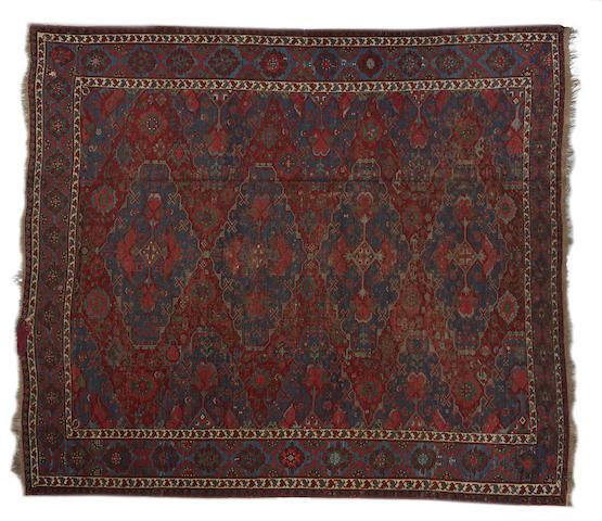 A Soumac carpet