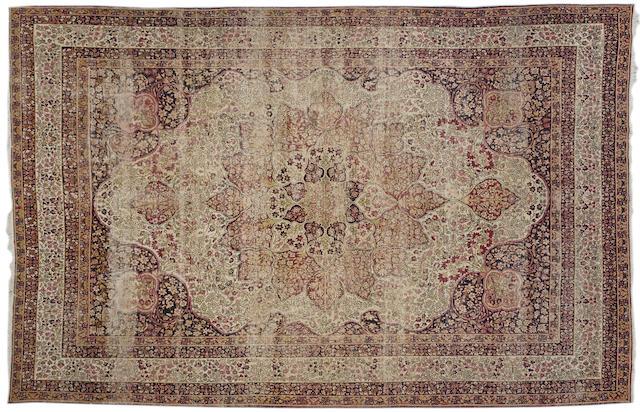 A Lavar Kerman carpet