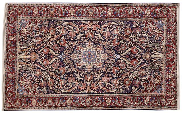 A Fereghan rug