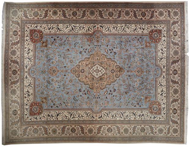 A Taba Tabriz carpet