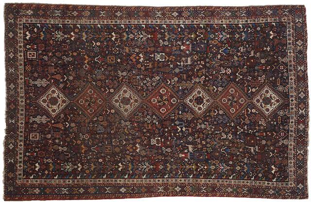 An Afshar carpet