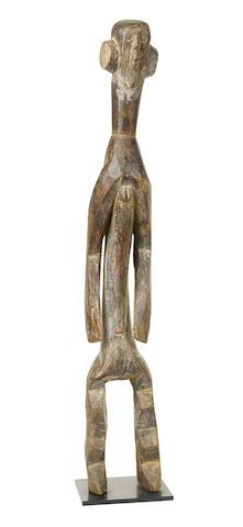 Mumuye Female Figure, Nigeria