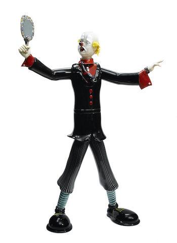 Life-size clown