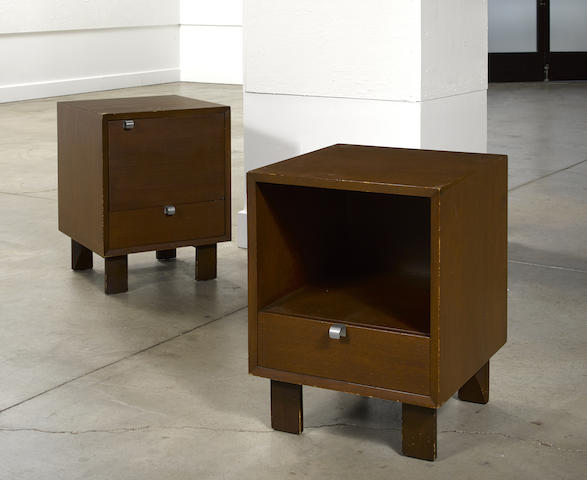 Two nightstands