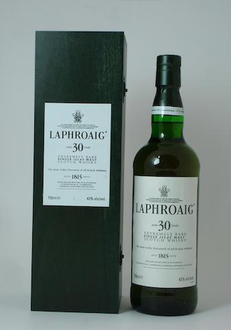Laphraoig-30 year old