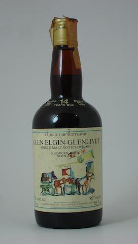 Glen Elgin-Glenlivet-14 year old-1965