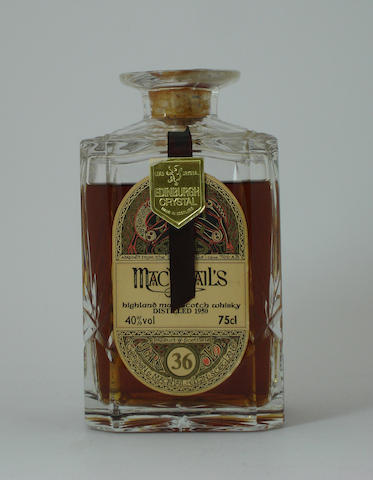 MacPhails-36 year old-1950